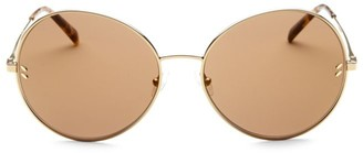 Stella McCartney Round Metal Sunglasses