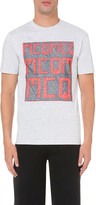 McQ by Alexander McQueen Graphic-print cotton-jersey t-shirt
