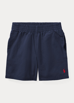 Ralph Lauren Cotton Chino Pull-On Short