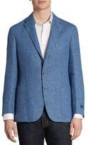 Polo Ralph Lauren Morgan Yale Regular-Fit Linen & Wool Sportcoat