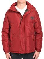 Valentino Men Parka Jacket Red.