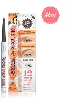 Benefit Cosmetics Precisely, My Brow Eyebrow Pencil 0.04G 03 Medium (Golden Ash Brown Hair)