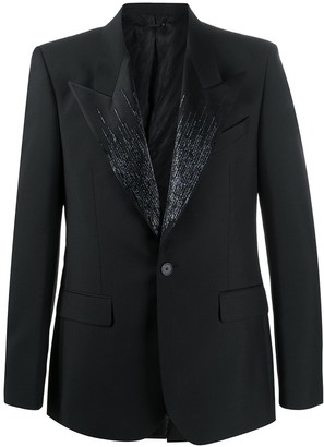 Givenchy Embroidered Beaded Jacket