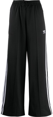 adidas Primeblue logo track trousers