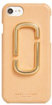 Marc Jacobs Double-J Logo Iphone 7 Case - Beige