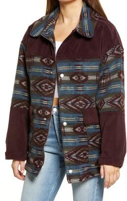 BDG Dylan Donkey Tapestry Jacket