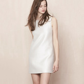 Maje Shift dress with back opening