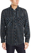 Woolrich Men's Miners Wash Flannel Shirt