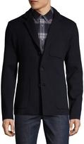 Vince Men's Wool Three Button Blazer