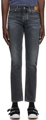 Palm Angels Black Malibu W007 Jeans