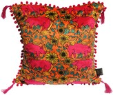 Laura Beirne Interiors The Country Pig Brights Cushion