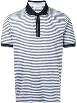Cerruti striped polo shirt