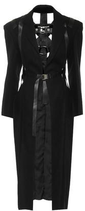 Junya Watanabe Wool harness coat
