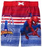 Crazy 8 Spider-Man Swim Trunks