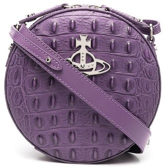Vivienne Westwood Johanna Round Crossbody Bag
