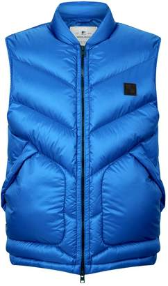 Woolrich Quilted Gilet