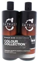 Catwalk Fashionista Brunette Tween Duo Shampoo and Conditioner for Coloured Hair 2x750 ml