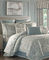 J Queen New York Giovani 4-Pc. California King Comforter Set Bedding
