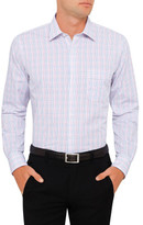 Van Heusen Classic Fit Pink Check Shirt