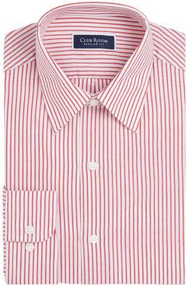 Club Room Men Classic/Regular-Fit Stripe Dress Shirt