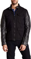 Rogue Faux Leather Jacket