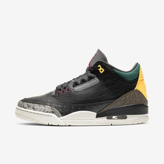 Nike Shoe Air Jordan 3 Retro SE