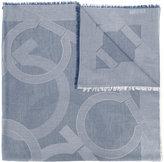 Salvatore Ferragamo printed scarf - women - Cotton - One Size