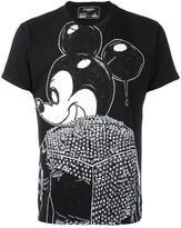 Dom Rebel Mickey print T-shirt - men - Cotton - S