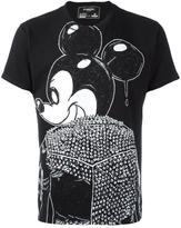 Dom Rebel Mickey print T-shirt