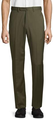 Incotex Peter Classic-Fit Wool Trousers