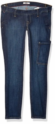 Tommy Hilfiger Women's Adaptive Seated Fit Jegging Jeans with Velcro Brand Closure