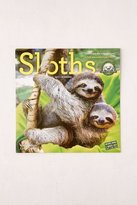 Urban Outfitters 2017 Sloths Wall Calendar