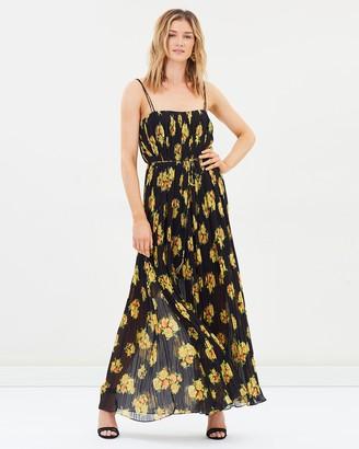 Cooper St Cinnamon Waist Tie Maxi Dress