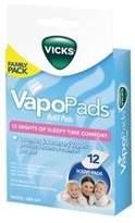 Vicks 12-Count Sleepy Time Lavender/Rosemary Vaporizer Refill Pads
