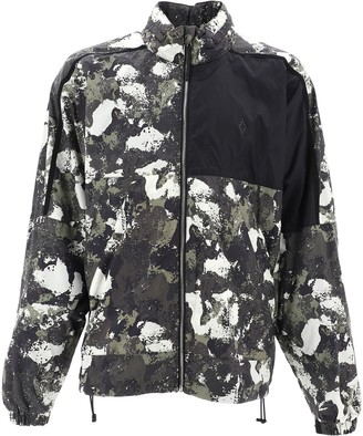 Marcelo Burlon County of Milan Camouflage Windbreaker