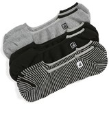 Sperry 'Skimmers Feed' Socks (Assorted 3-Pack)