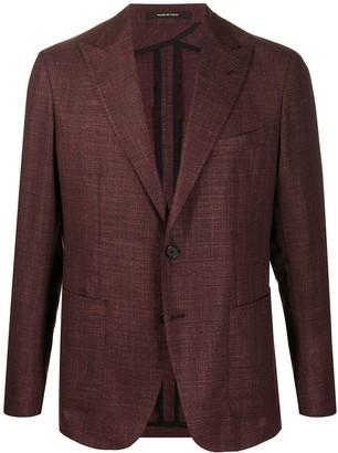 Tagliatore Tailored Single-Breasted Blazer