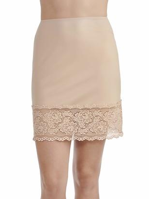 Brilliance by Vanity Fair Women's Luxurious Lace Half Slip 11047