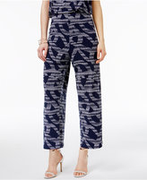 Alfani Knit Cropped Culottes, Only at Macy's