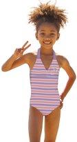 Hello Kitty Girl Halter One Piece Swimsuit
