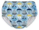 I Play Sailboats Ultimate Swim Diaper in Light Blue