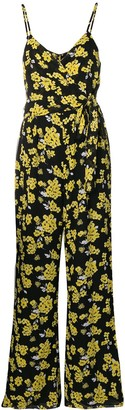 MICHAEL Michael Kors Sleeveless Printed Jumpsuit