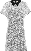 MICHAEL Michael Kors Lace Mini Dress - Ecru