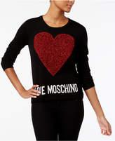 Love Moschino Heart Sweater