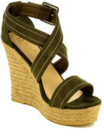 Refresh Opera Platform Wedge Heel