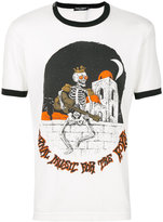 Dolce & Gabbana Royal Skeleton T-shirt