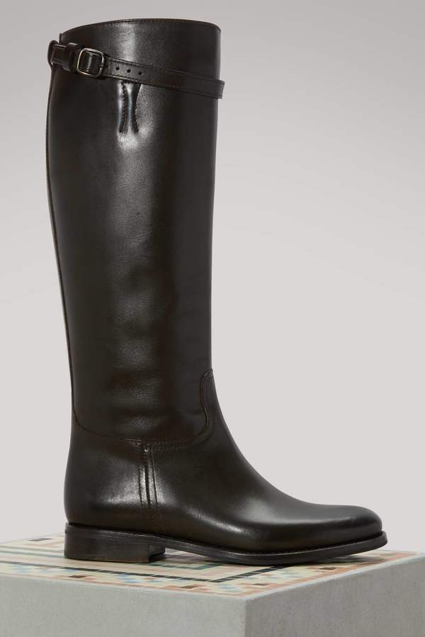 Church's Michelle leather boots
