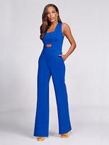 New York & Co. Gabrielle Union Collection – Cut Out Jumpsuit