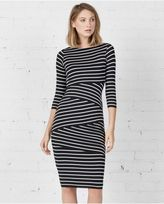Bailey 44 Signature Striped Column Dress