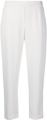 P.A.R.O.S.H. Pany cropped trousers